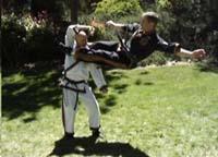 Oom Yung Doe self-defense